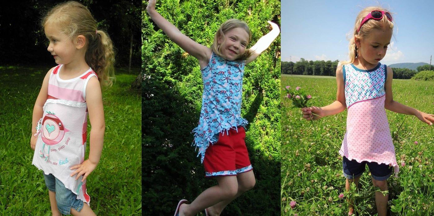 Produktfoto von Frau Ninchen für Schnittmuster Sommerset Emma