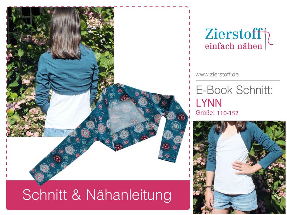 Produktfoto von Zierstoff für Schnittmuster Lynn 110-152