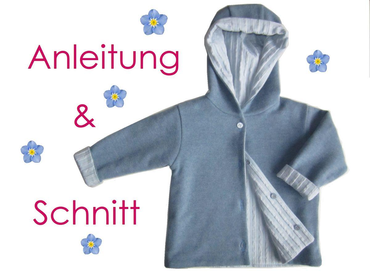 Produktfoto von Lunicum für Schnittmuster Wendejacke