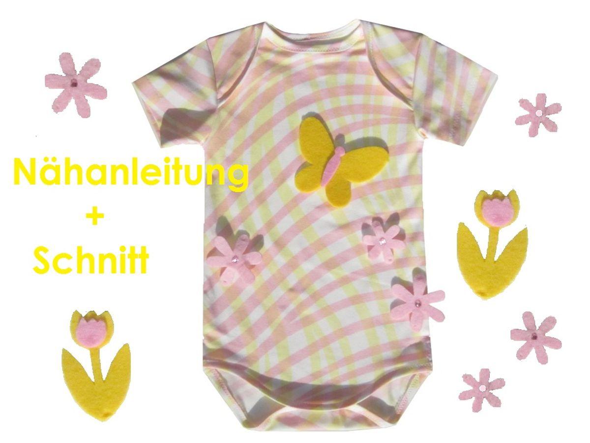 Produktfoto von Lunicum für Schnittmuster Babybody