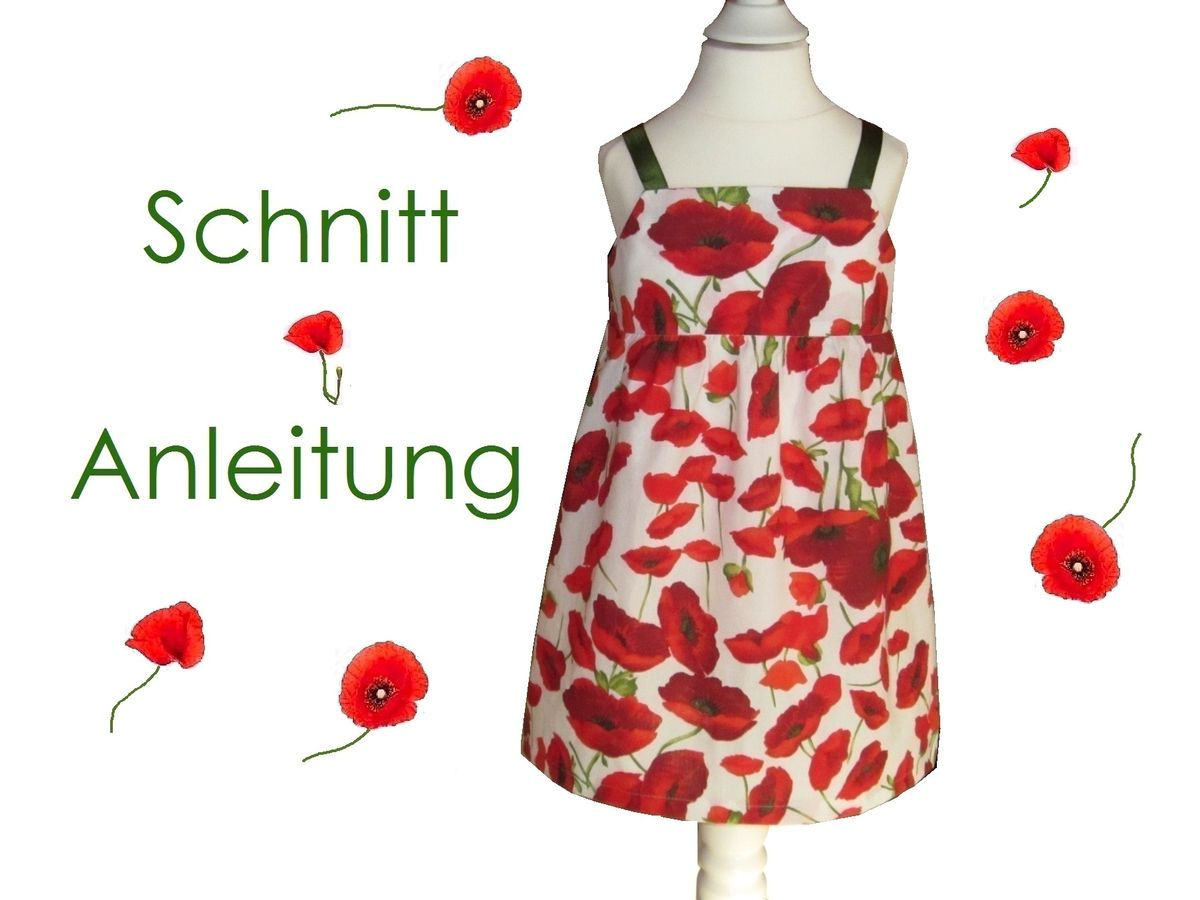 Produktfoto von Lunicum für Schnittmuster Sommerkleid