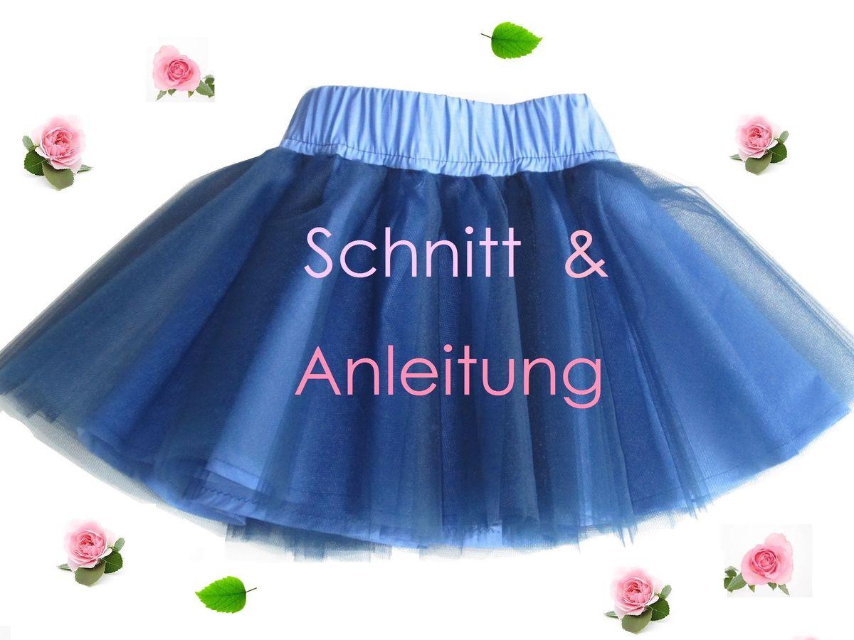Produktfoto von Lunicum für Schnittmuster Tüllrock Tutu