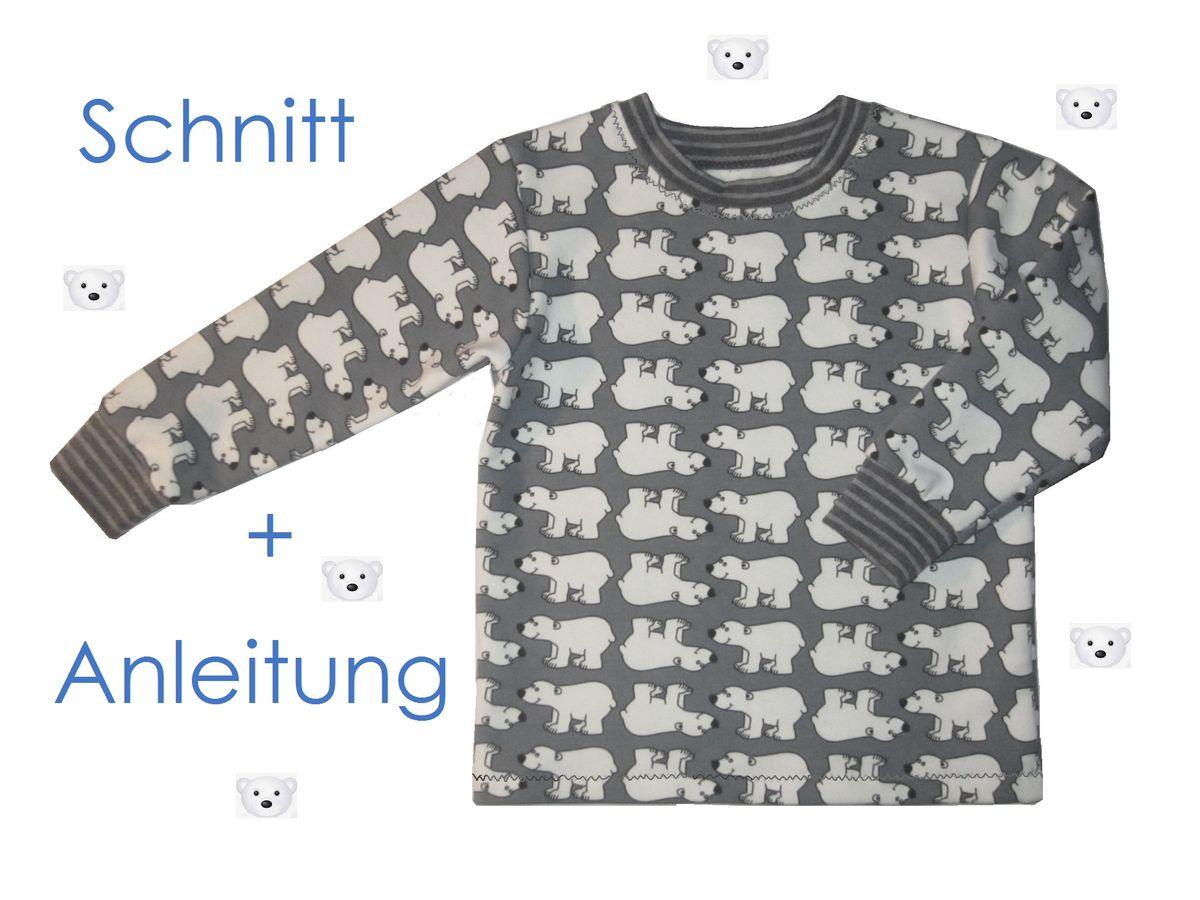 Produktfoto von Lunicum für Schnittmuster Pullover Sweatshirt
