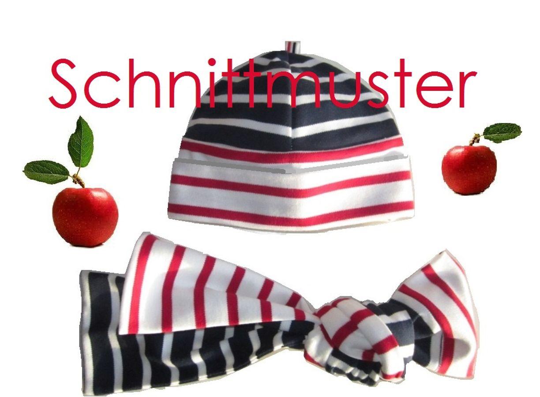 Produktfoto von Lunicum für Schnittmuster Umschlag-Mütze+ Schal