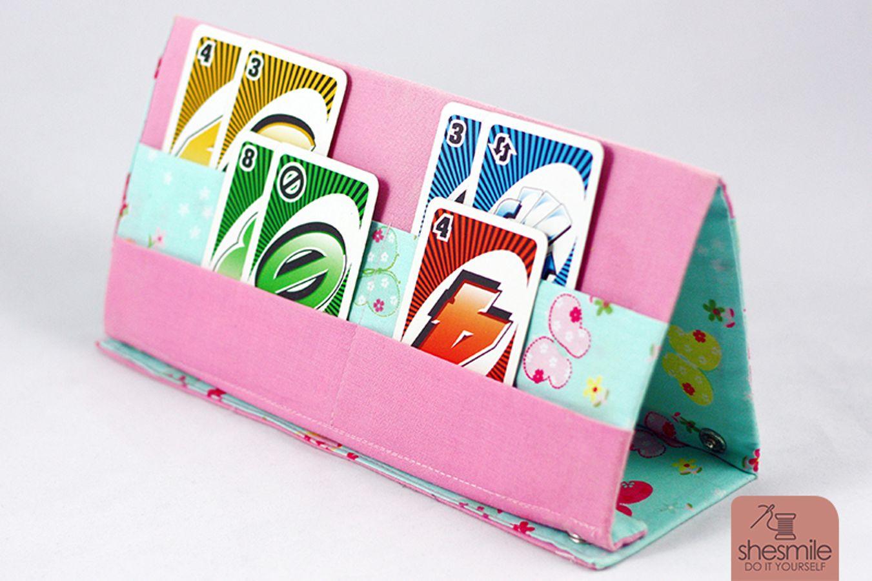 Produktfoto von shesmile für Schnittmuster Kartenhalter KiddiCard