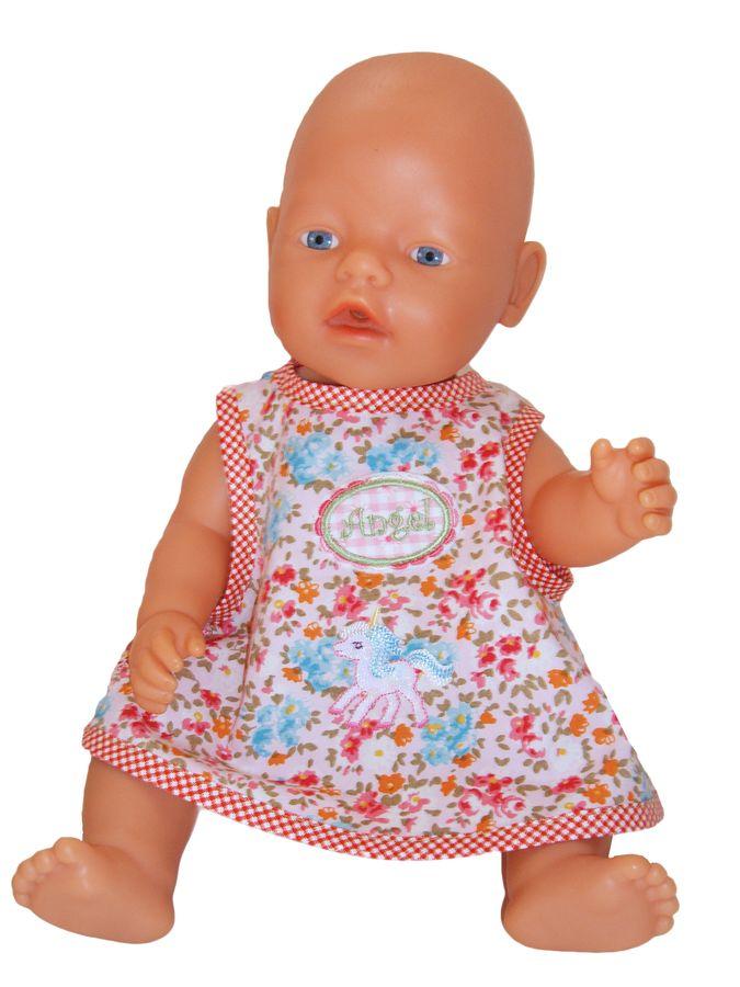 Produktfoto von Mamu Design für Schnittmuster Christina (für Puppen)