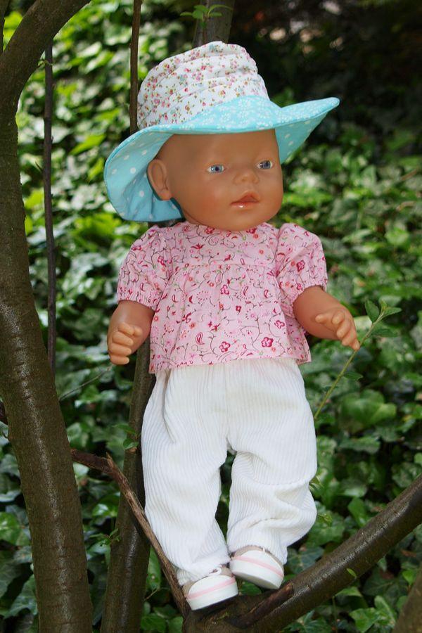 Produktfoto von Mamu Design für Schnittmuster Elin (für Puppen)