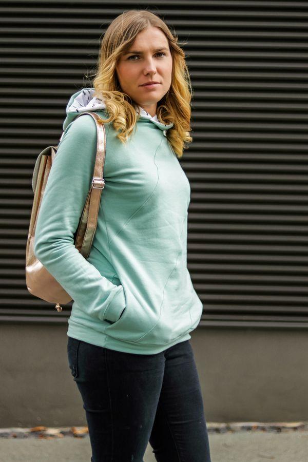 Produktfoto von textilsucht für Schnittmuster Sweater Kuschelwarm Damen