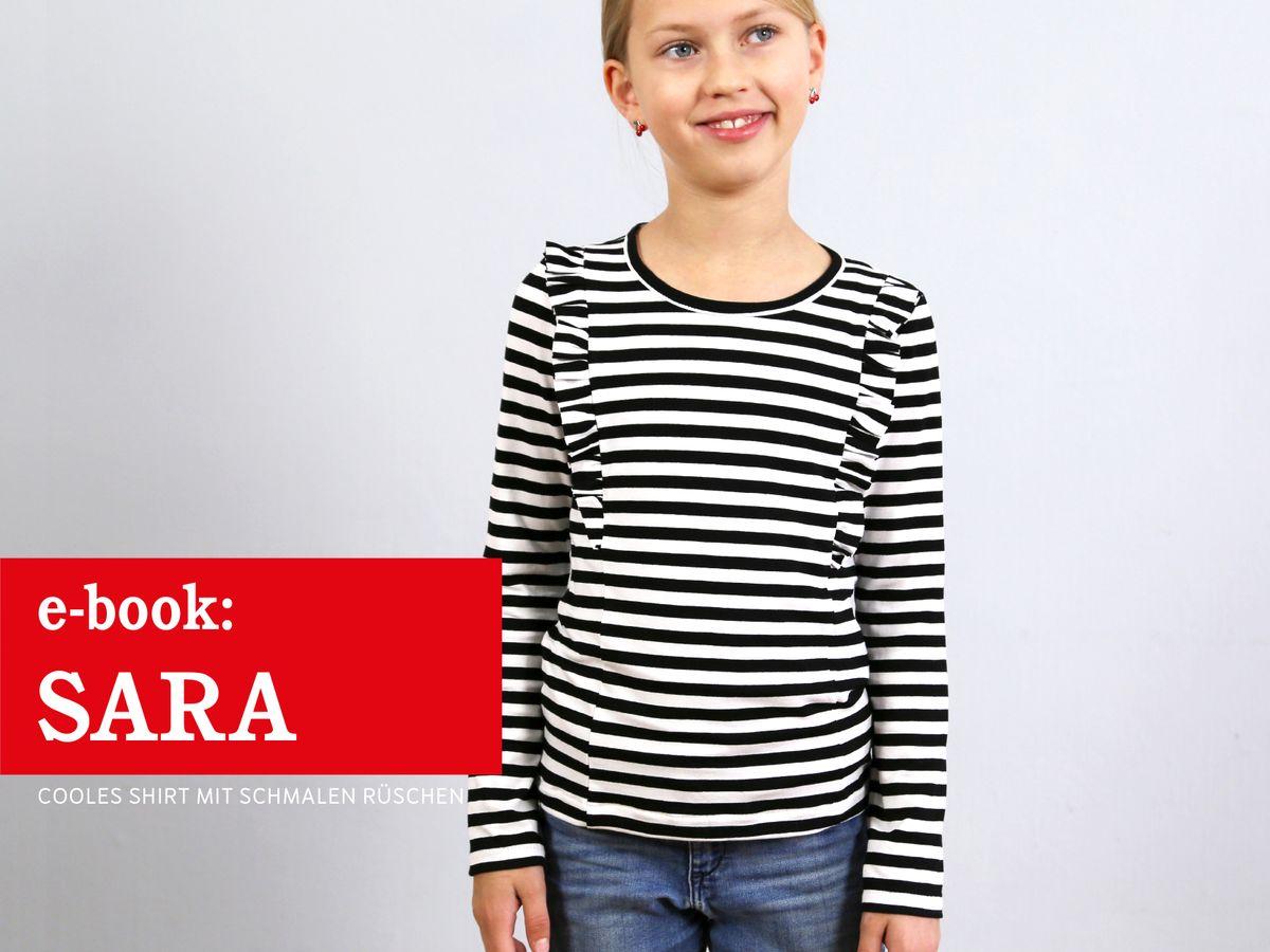 Produktfoto von schnittreif für Schnittmuster Sara