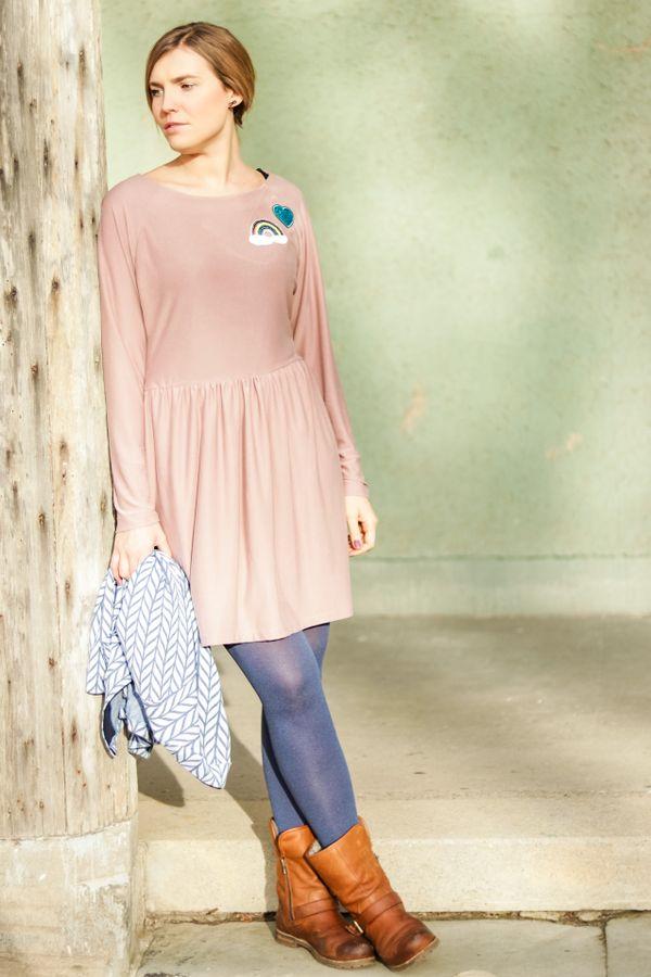 Produktfoto von textilsucht für Schnittmuster Raglankleid Annedore
