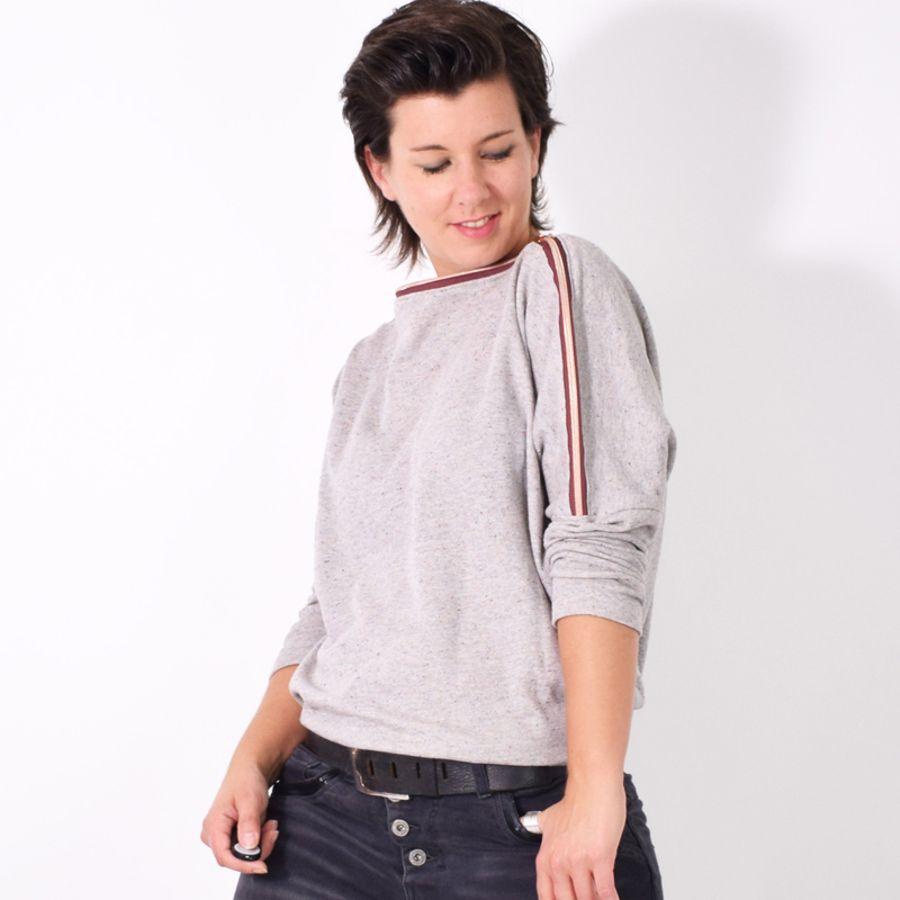 Produktfoto von Leni Pepunkt für Schnittmuster AUFREISSER.pulli