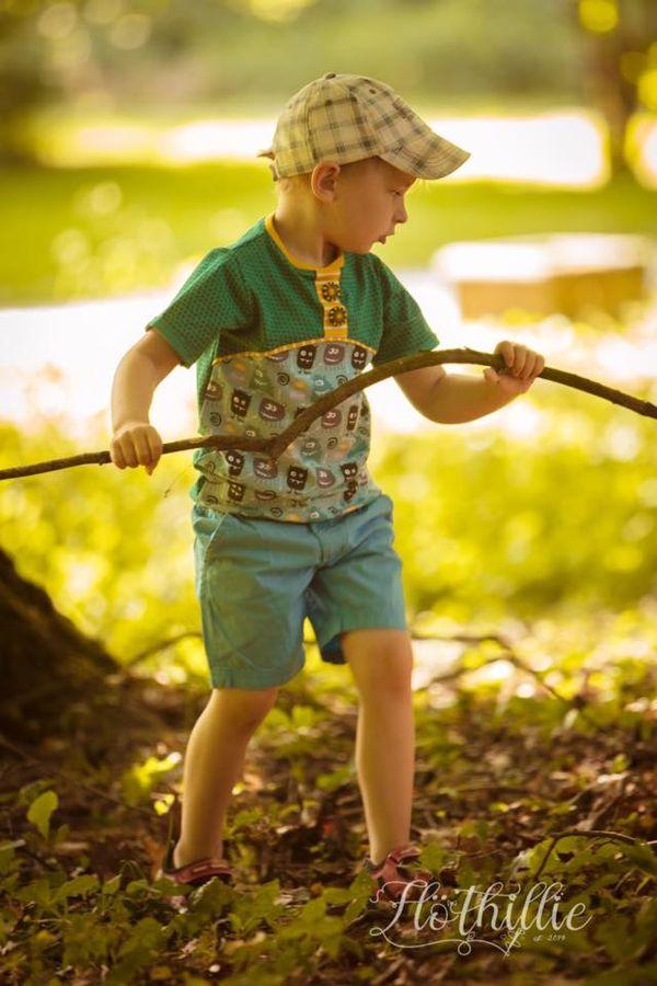 Produktfoto von Nähcram für Schnittmuster Shirt Maxim(a)