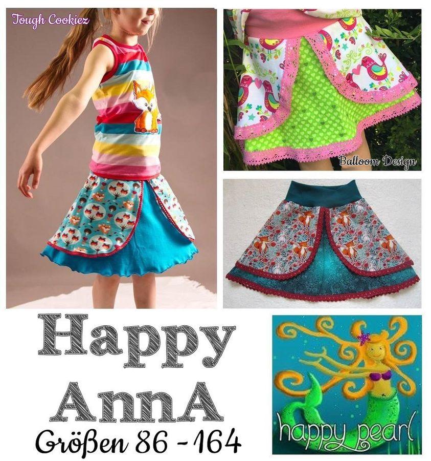 Produktfoto von Happy Pearl für Schnittmuster Happy AnnA