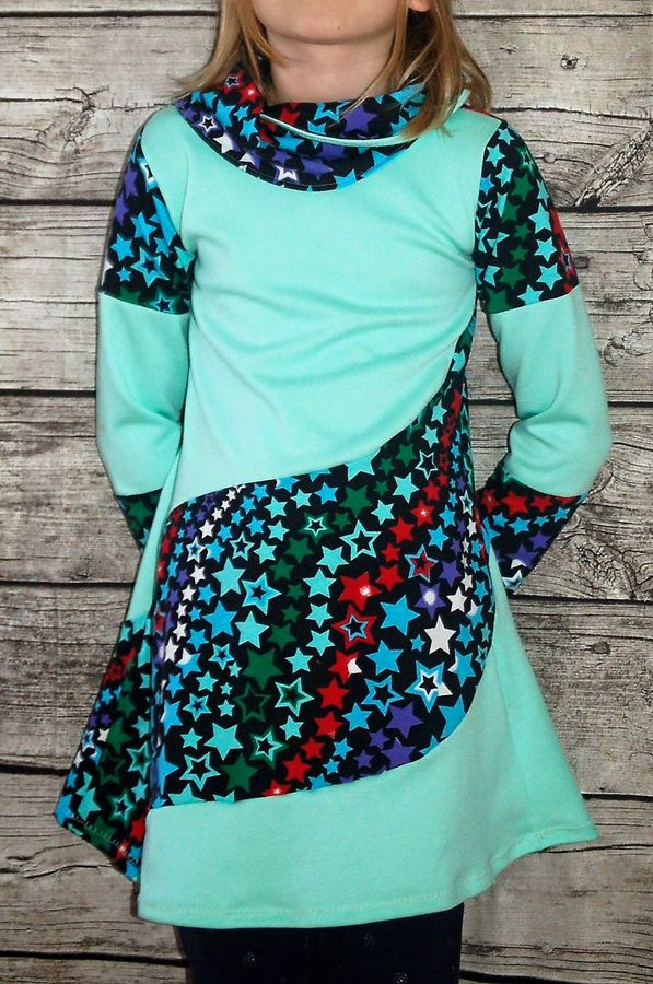 Produktfoto von PhiBobo's Zaubernadel für Schnittmuster Phia's Cool Curved Dress