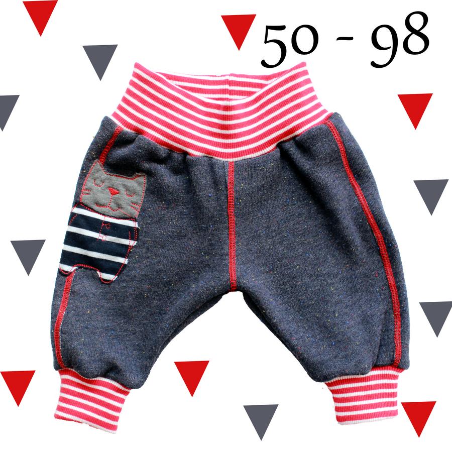 Produktfoto von Anni Nanni für Schnittmuster Babyhose