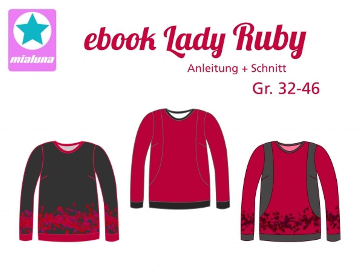 Produktfoto von mialuna für Schnittmuster Lady Ruby