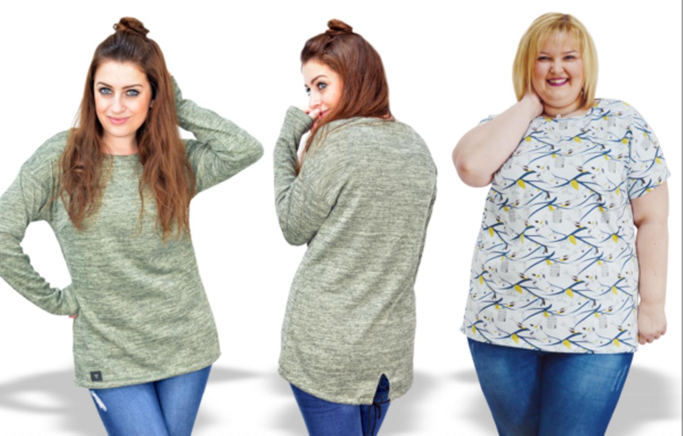 Produktfoto von Fadenkäfer für Schnittmuster Schwalbenshirt Damen