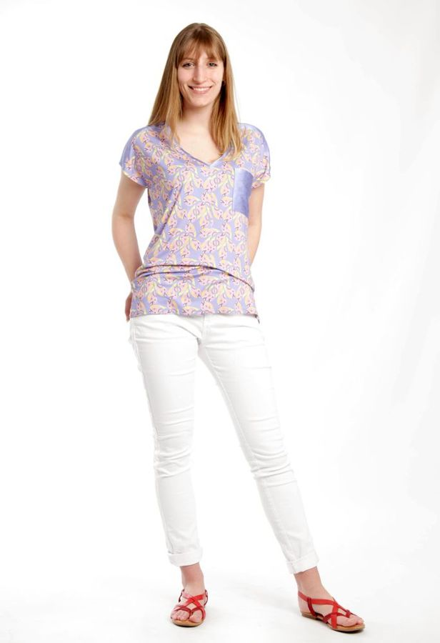 Produktfoto von Schnittmuster Berlin für Schnittmuster Shirt Olga