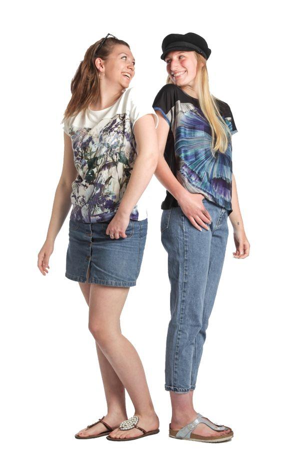 Produktfoto von Schnittmuster Berlin für Schnittmuster Shirt Mia