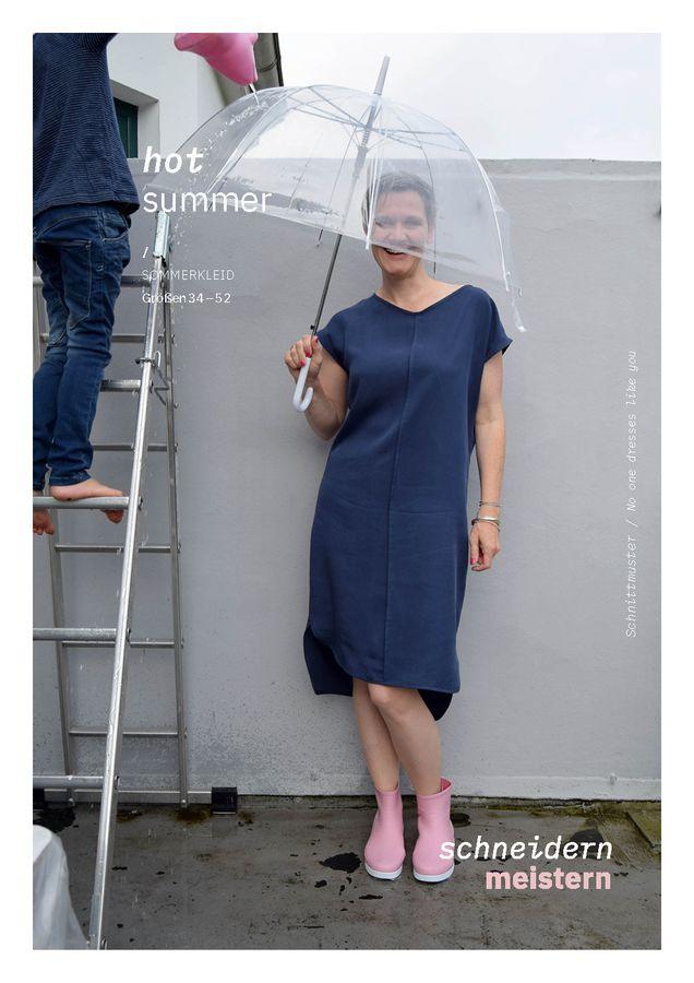 Produktfoto von schneidernmeistern für Schnittmuster hot summer