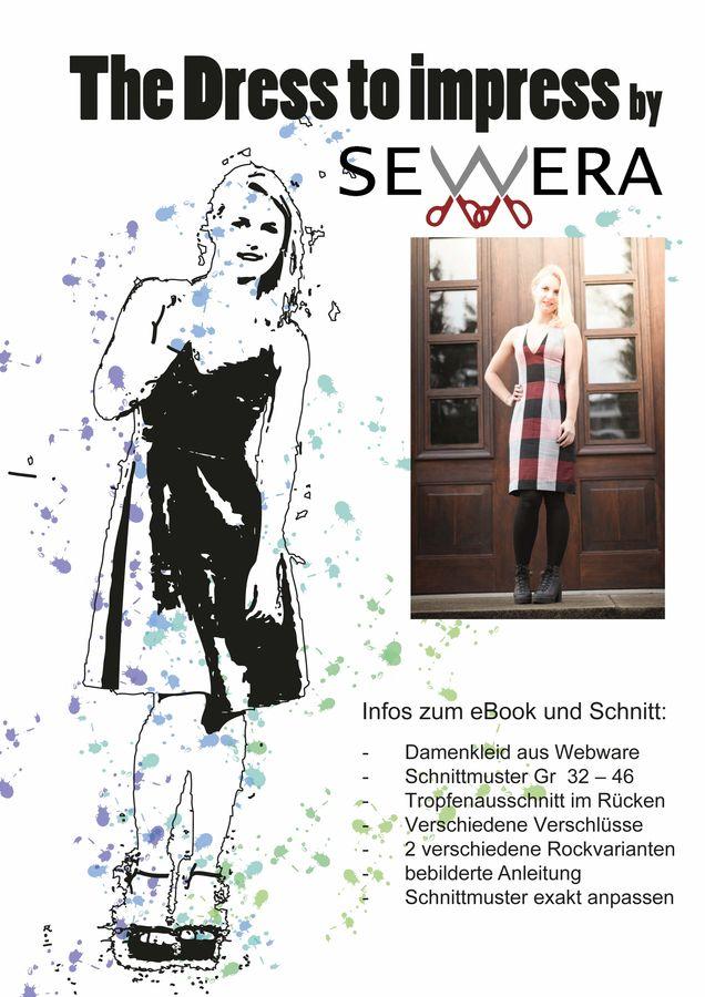 Produktfoto von sewera für Schnittmuster The Dress to Impress