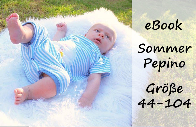 Produktfoto von Bunte Nähigkeiten für Schnittmuster Sommer-Pepino
