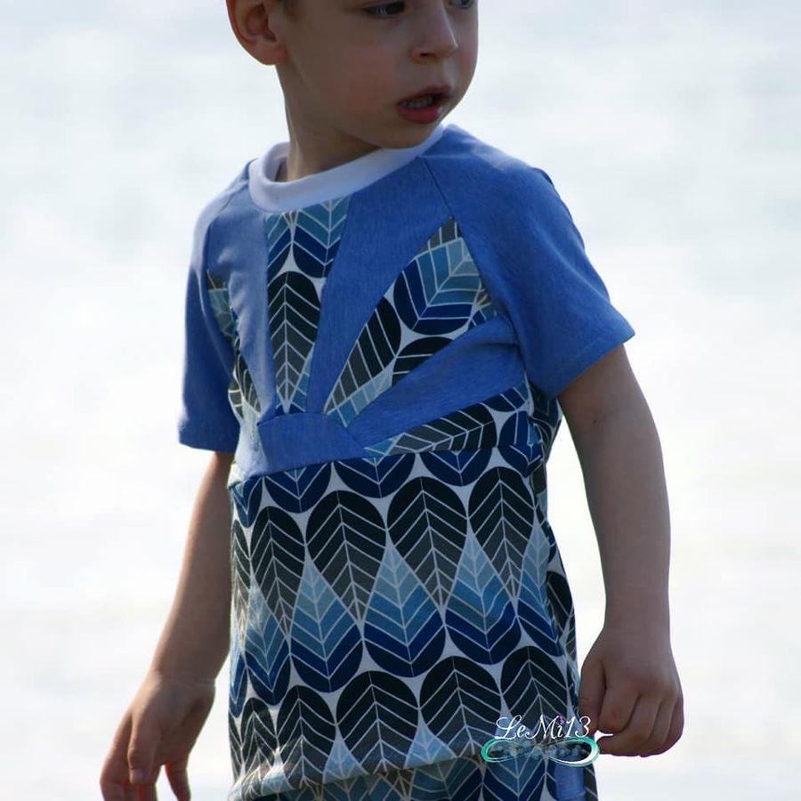 Produktfoto von Engelinchen für Schnittmuster sunrise Shirt