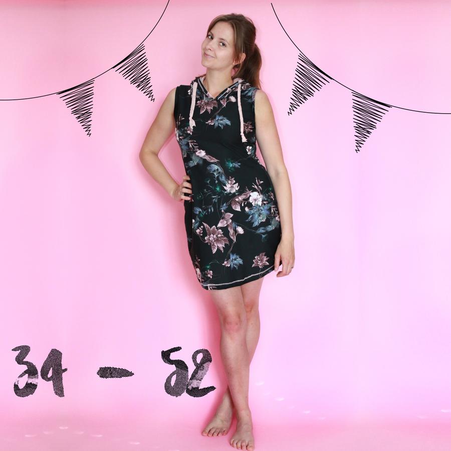 Produktfoto von Anni Nanni für Schnittmuster Hot Muddi Hoody