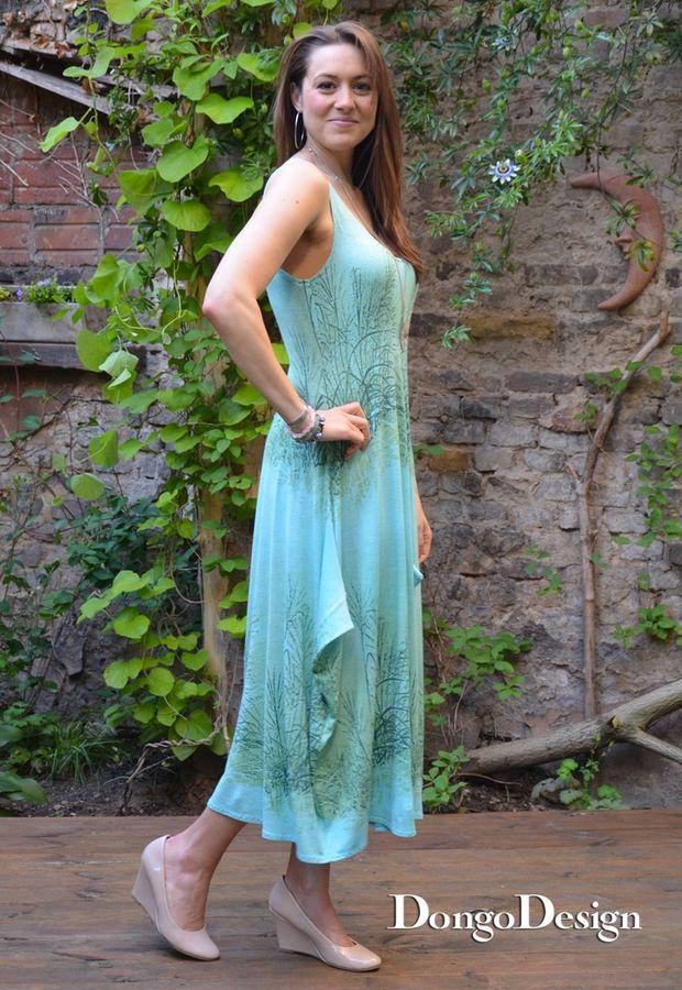 Produktfoto von DongoDesign für Schnittmuster Jerseykleid Desiree