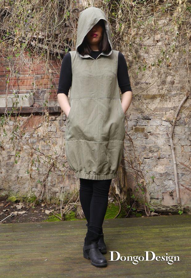 Produktfoto von DongoDesign für Schnittmuster Kleid Safari-Jane