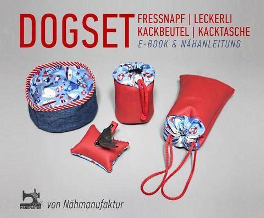 Produktfoto von Näh-Manufaktur für Schnittmuster Dogset