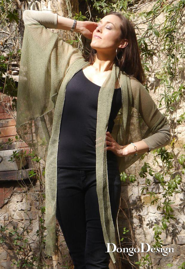 Produktfoto von DongoDesign für Schnittmuster Jacke und Shirt im Wandel