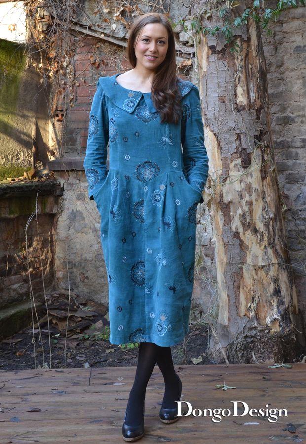 Produktfoto von DongoDesign für Schnittmuster Kleid Audrey