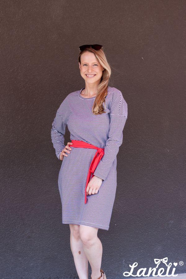 Produktfoto von Laneli für Schnittmuster Kleid #Jules