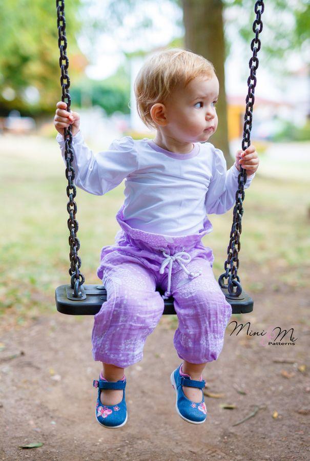 Produktfoto von Mini & Me Selfmade für Schnittmuster Baby-Shorts