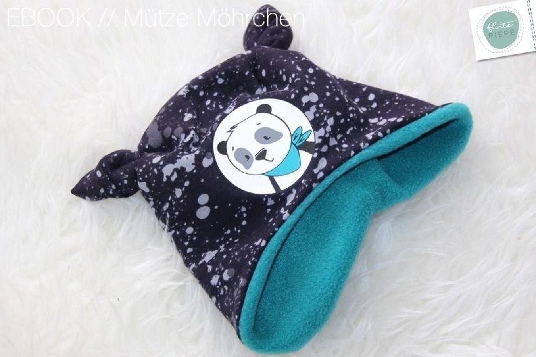 Produktfoto von FlitzPiepe für Schnittmuster Mütze Möhrchen