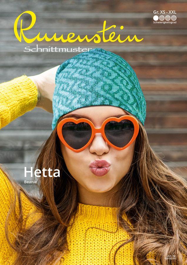 Produktfoto von Runenstein für Schnittmuster Hetta XS-XXL
