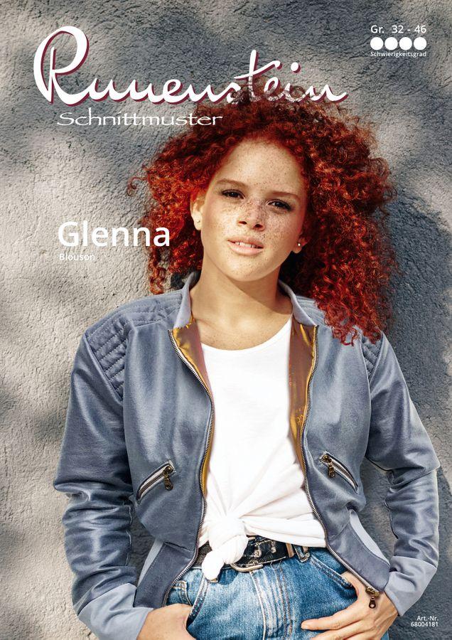 Produktfoto von Runenstein für Schnittmuster Glenna