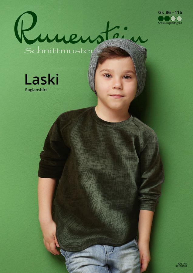 Produktfoto von Runenstein für Schnittmuster Laski