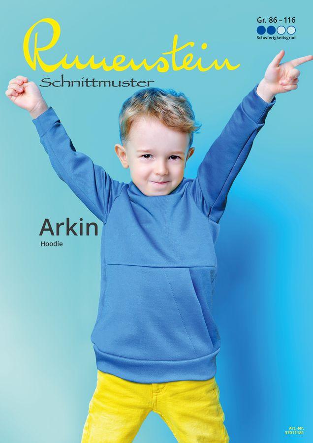 Produktfoto von Runenstein für Schnittmuster Arkin 86-116