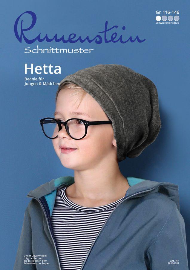 Produktfoto von Runenstein für Schnittmuster Hetta 116-146