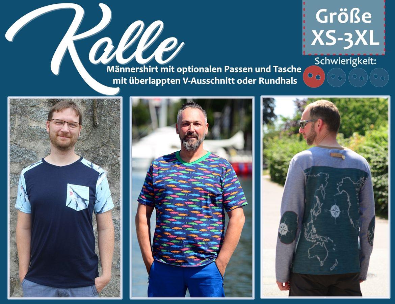 Produktfoto von Lumali für Schnittmuster Kalle