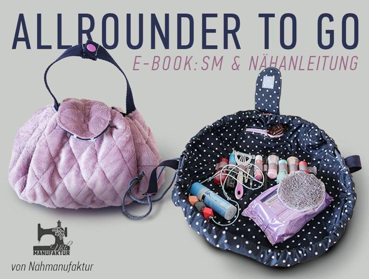 Produktfoto von Näh-Manufaktur für Schnittmuster Allrounder to go