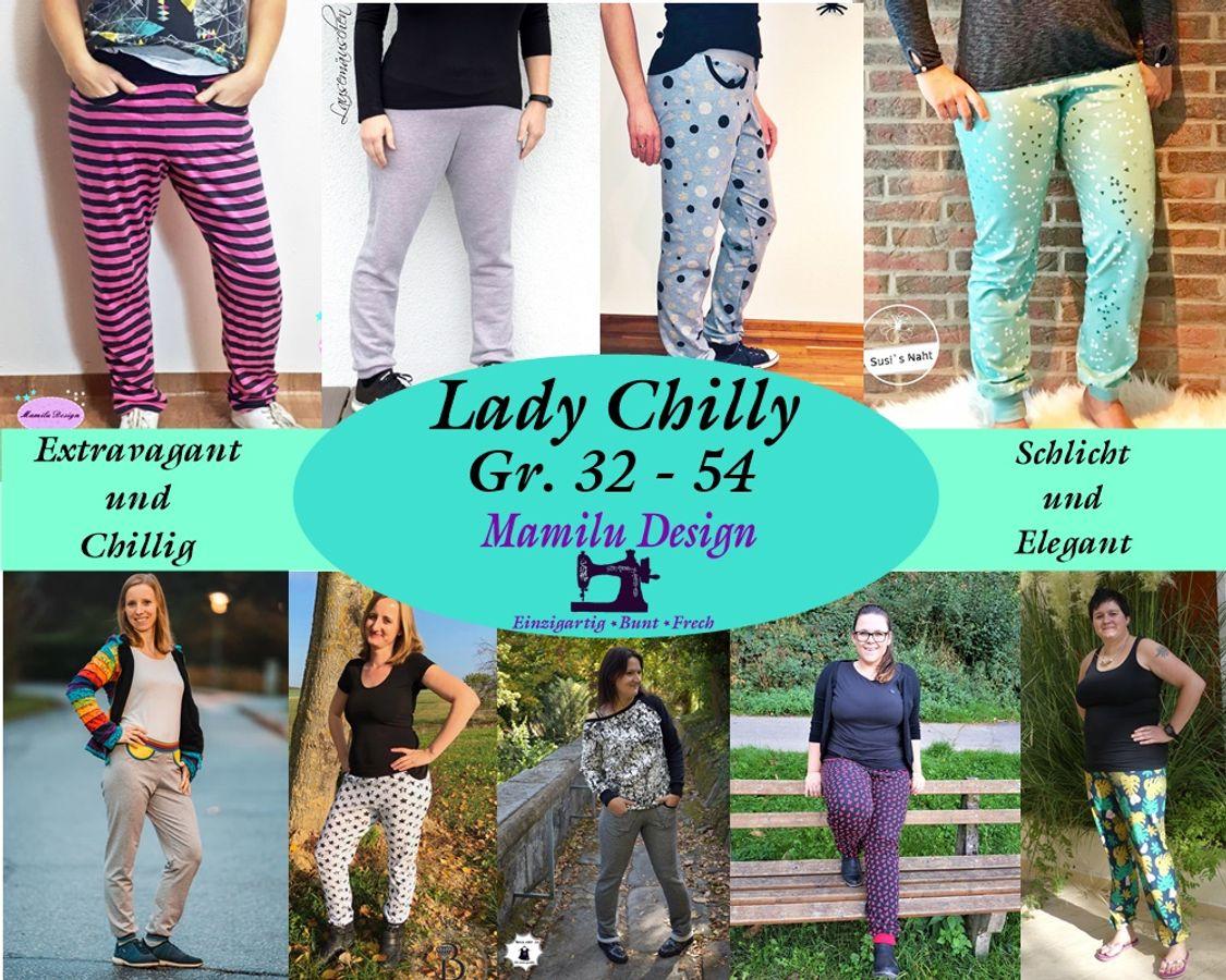 Produktfoto von Mamilu Design für Schnittmuster Lady Chilly
