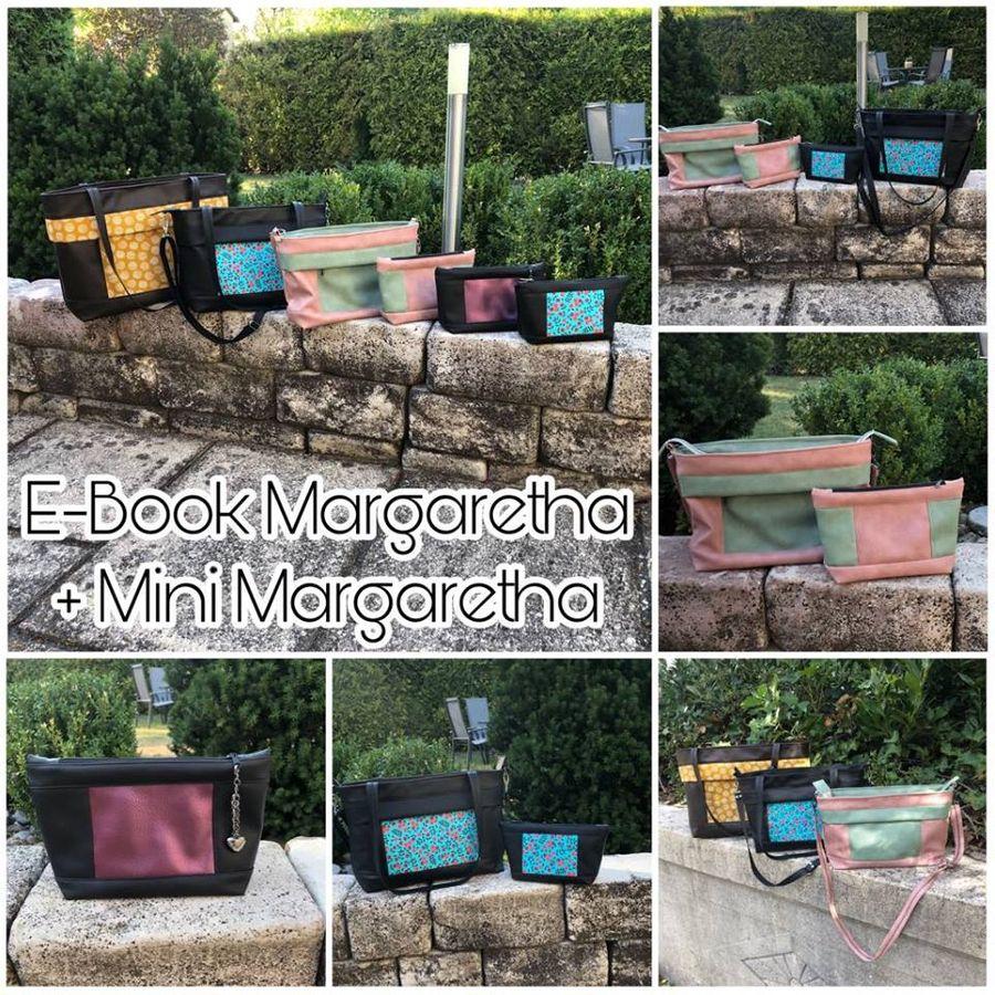 Produktfoto von JaSEWmade - Handmade by Scaryle für Schnittmuster Margaretha & Mini Margaretha