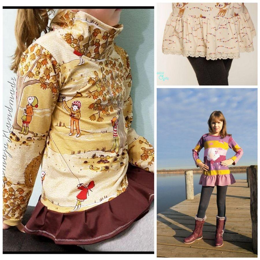 Produktfoto von Engelinchen für Schnittmuster Shirt Lilli for Teens