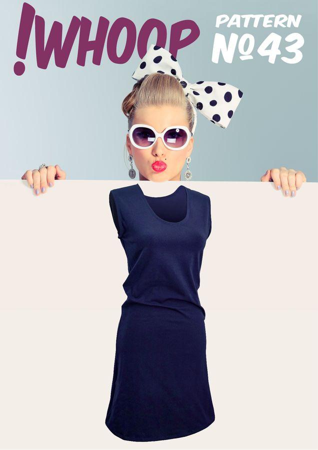 Produktfoto von !Whoop patterns für Schnittmuster #43 Kleid