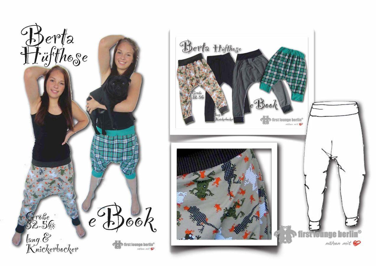 Produktfoto von Firstlounge Berlin für Schnittmuster Berta