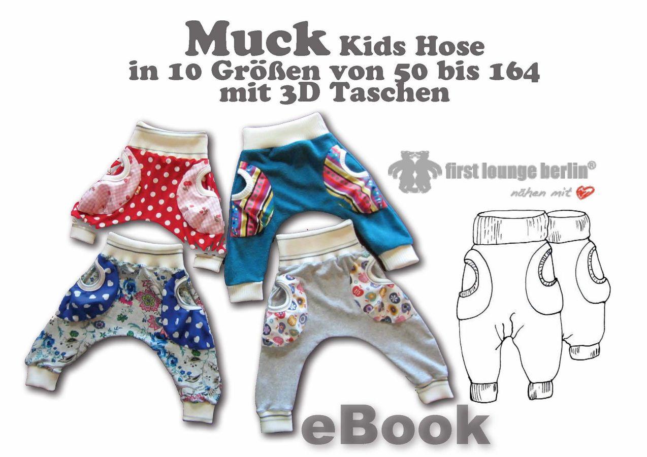 Produktfoto von Firstlounge Berlin für Schnittmuster Muck
