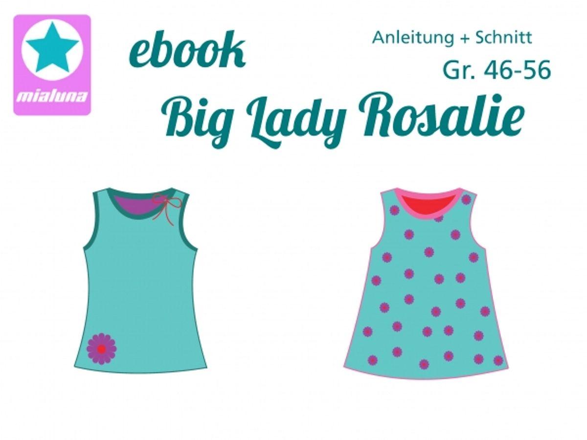 Produktfoto von mialuna für Schnittmuster Big Lady Rosalie